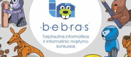 """IT konkursas """"Bebras"""""""