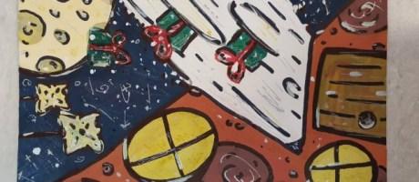 """""""Kalėdinis atvirukas"""""""