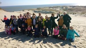 2017-09-30 3-4 klasių pažintinė kelionė į Neringą