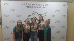 2019-09-17 Skautų organizacijos veiklos pristatymas