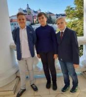2019-09-23 Lietuvos Respublikos Prezidentūroje