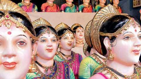 गौरीपूजन | Gauri Pooja | Gauri Poojan Vidhi