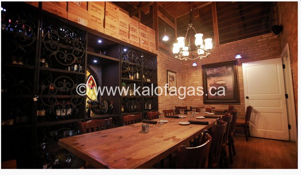 Kalofagas Cooks at Chicago's Avli Restaurant