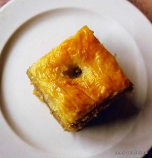 Recipe for Copenhagen Dessert