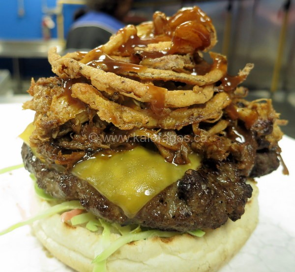 The Gold Medal Burger