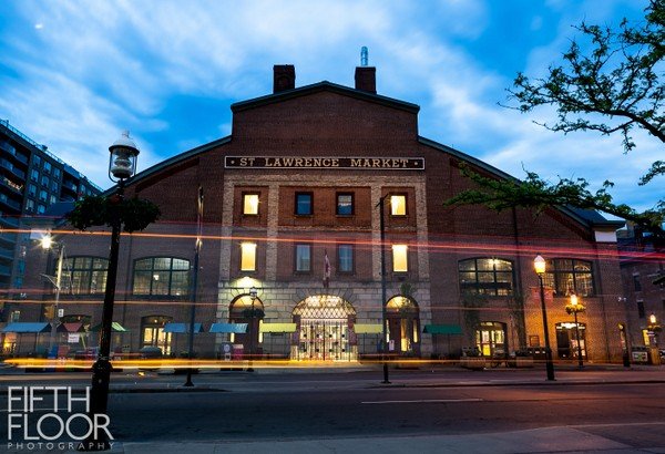 St. Lawrence Market Greek Supper Club (recap)