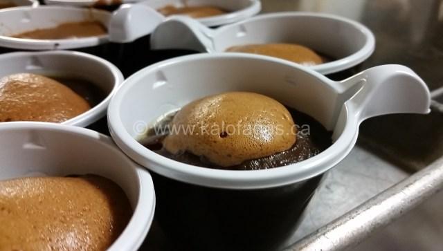 Greek Coffee & Chocolate Pot de Cremes