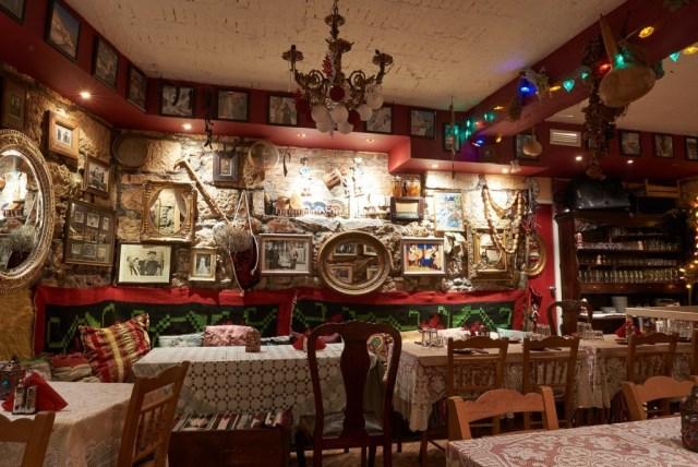 Koutouki, a Kalofagas Greek Supper Club