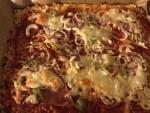 Blumenkohlpizza