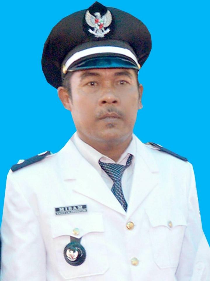 Ketgam : Kepala Desa Lalonggotomi, Misam