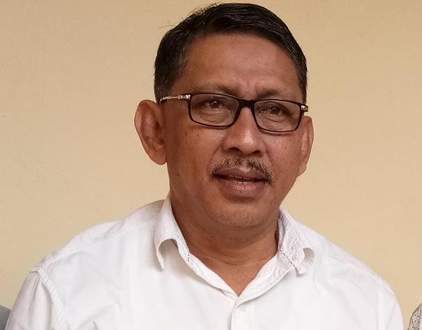 Ketgam : Pelaksana Jabatan (Pj) Sekretaris Daerah Provinsi Sulawesi Tenggara La Ode Mustari