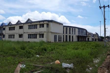 Ketgam : Kondisi terkini Pasar Laino Kabupaten Muna