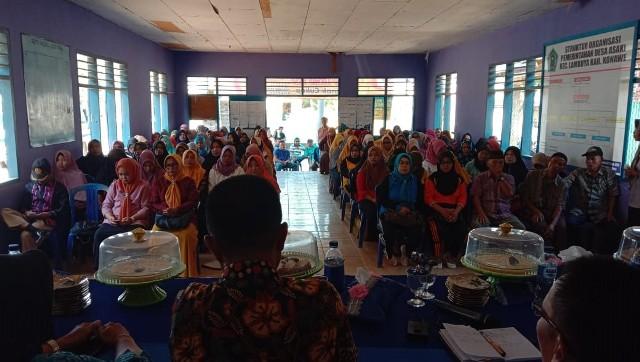 Ketgam : Peserta Integrasi Kampung KB di Lambuya