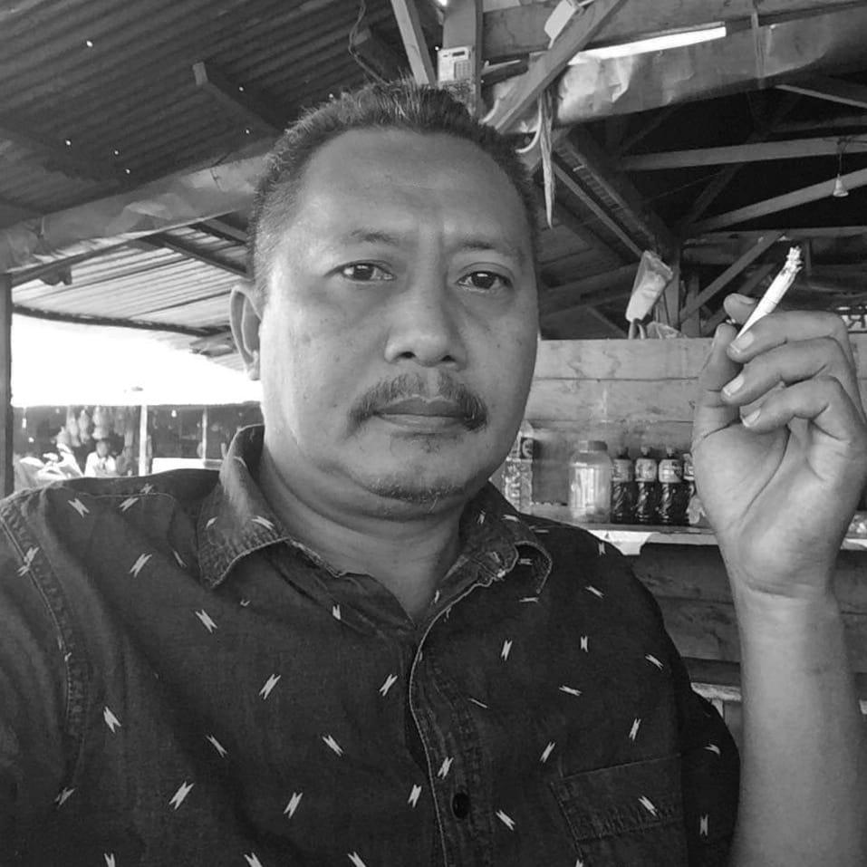 Ketgam : Tokoh Masyarakat Jumsir Lambau.
