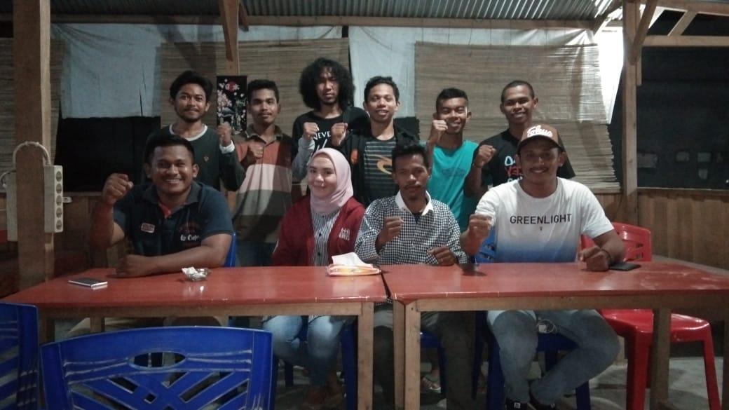 Ketgam : Koordinator Aliansi Mahasiswa Sulawesi Tenggara