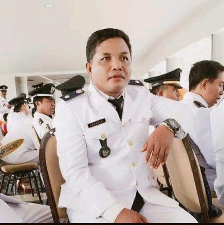 Ketgam : Kades Lamong Jaya, Umar Dani