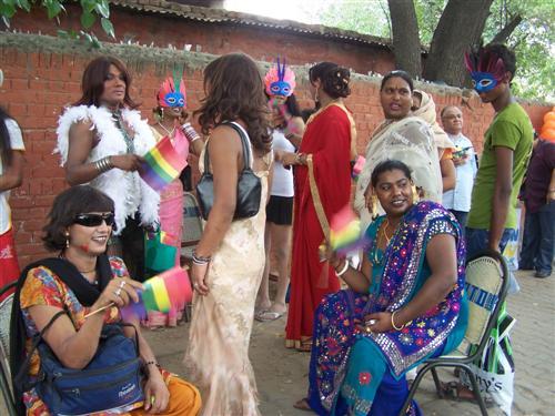 Delhi GLBT Pride Parade, June 2009