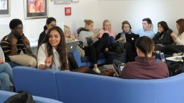 ACS Internatianal School students