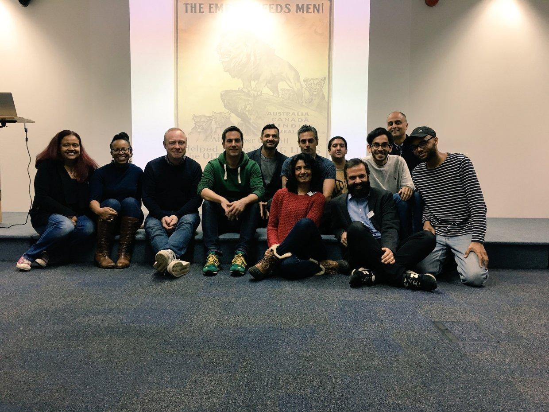 Loyalty & Dissent creative team