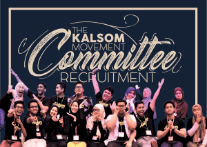 The Kalsom Movement 24th Edition Committee Recruitment
