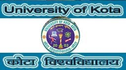 UOK BSc time Table 2018