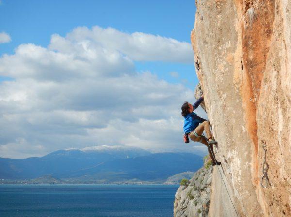 Climbing course Leonidio Kalymnos Climbing Guide