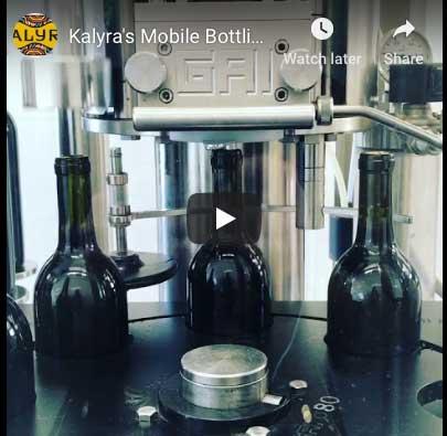 Mobile Bottling Line