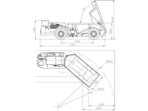 Mining Tip Truck,China Mining Dumper Lorry Manufacturer