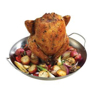 Višenamjenski stalak za piletinu i povrće