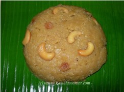 sweet rice pongal