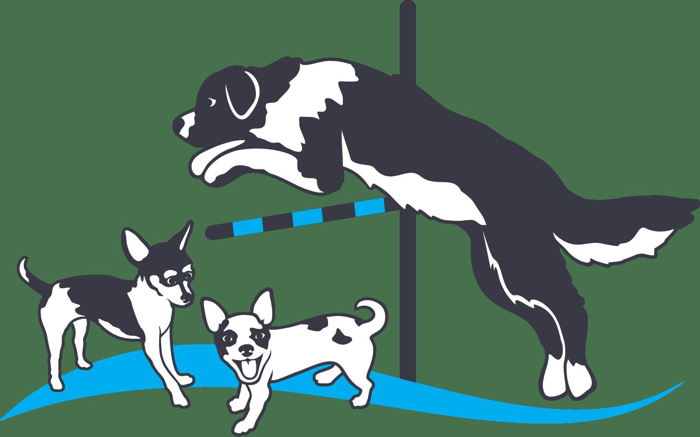 Risultati immagini per dog agility clipart