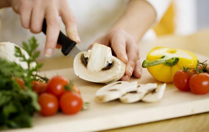La importancia de la cocina saludable