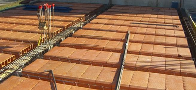 ¿Sabes lo que es un encofrado de techo?