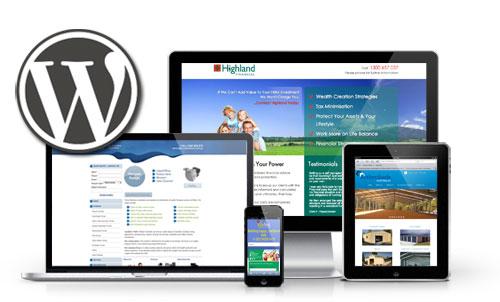 WordPress para tu empresa