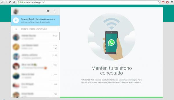 ¿Por qué usar WhatsApp en tu ordenador?