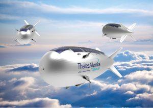 Stratobus, un zepelín multiusos que despegará en 2022