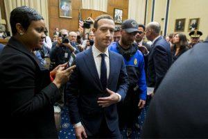 Facebook elimina cuentas iraníes que buscaban influir en las elecciones