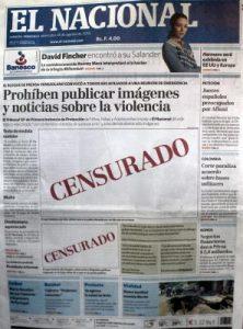 google censura venezuela