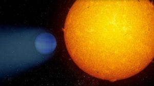 Observan por primera vez, y en detalle, exoplanetas perdiendo su atmósfera