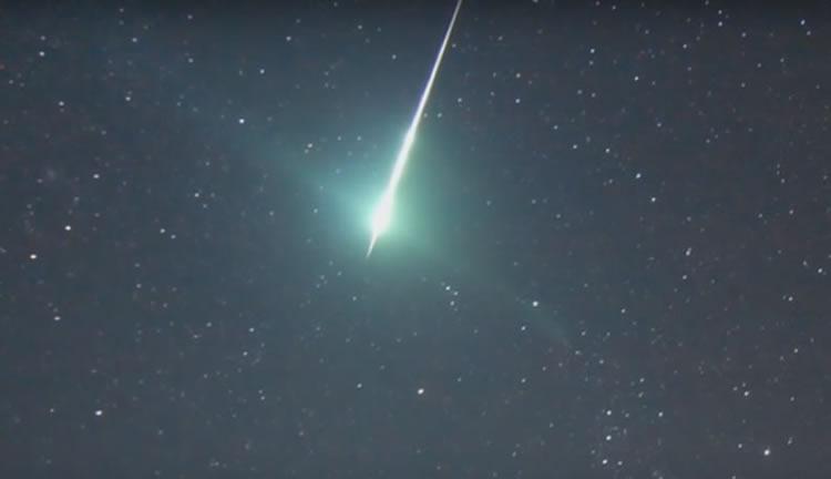 Llegan las cuadrántidas, la primera lluvia de estrellas del año