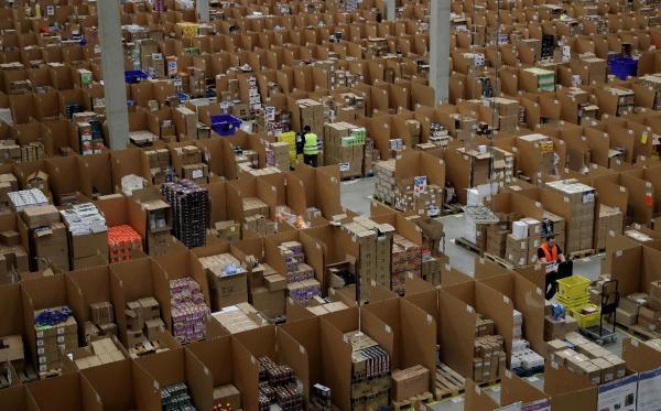 Amazon quiere entrar a tu casa, tu vehículo y tu garaje