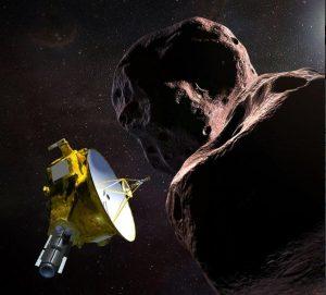 Ultima Thule, el pequeño mundo que recrea el nacimiento del sistema solar