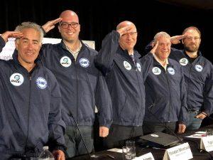 El módulo israelí Bereshit viaja ya rumbo a la Luna