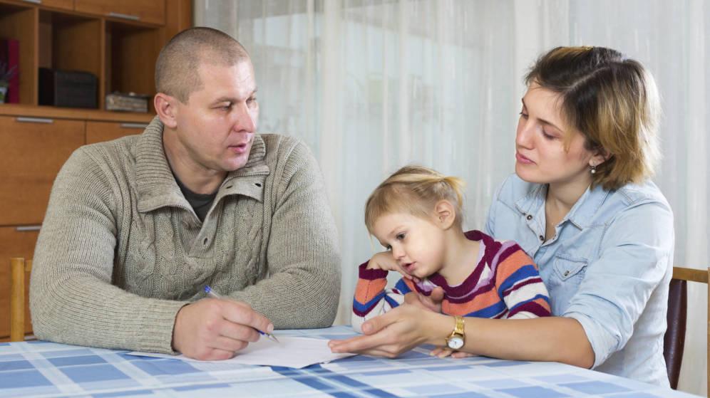 Así afecta un divorcio a tus hijos