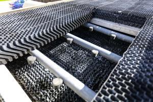 Separadores de gotas para torres de refrigeración