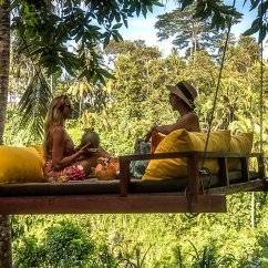 Massage Chair For Therapist Red Bean Bag Neopets Forest Spa At Kamandalu Ubud, Bali