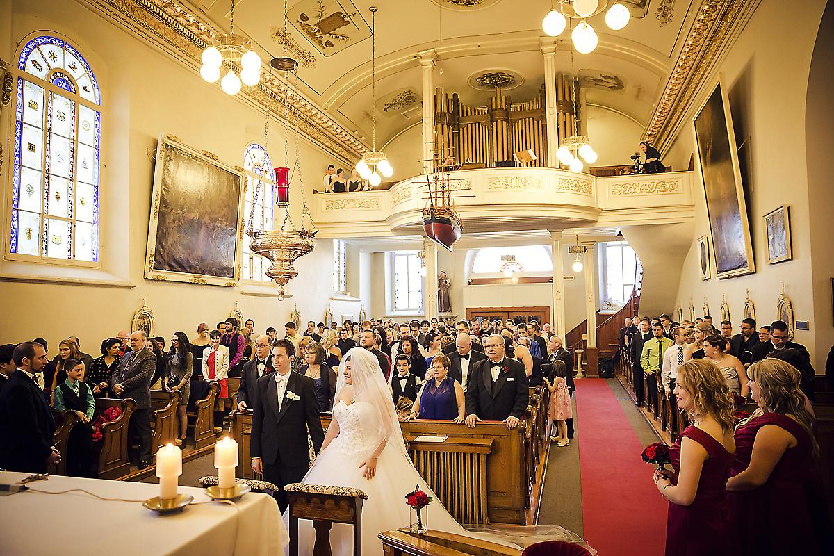 Winter Wedding at Chateau Frontenac Quebec City  KA