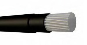 SINGLE CORE ALUMINIUM XLPE PVC CABLE