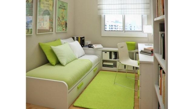 Kamar Tidur Minimalis Pencahayaan