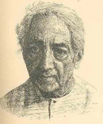 Drawing of Mr. V.K.Ookey